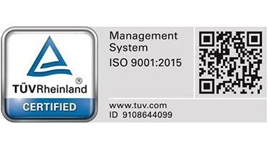 SGQ com nova certificação NP EN ISO 9001:2015 renovado
